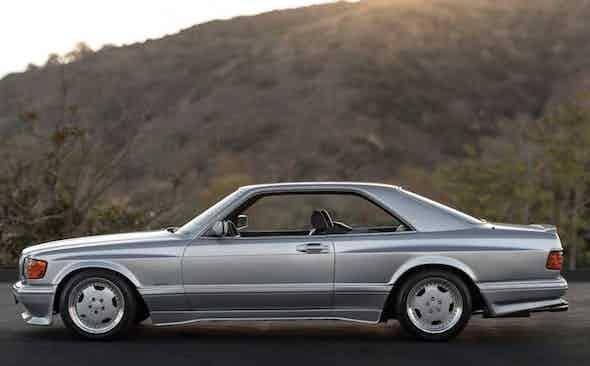 The Impractical Choice: Mercedes-Benz 560 SEC AMG