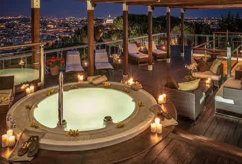 Planetarium Suite Rooftop Terrace