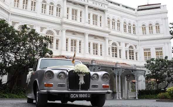 Raffles Singapore – An Oasis of Dashing Gravitas