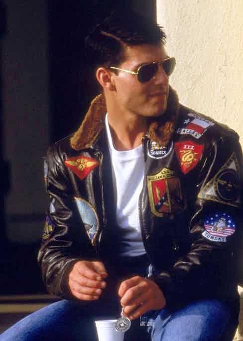 Maverick, Top Gun 1986
