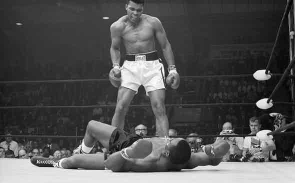 Heavyweight Gamechanger: Muhammad Ali