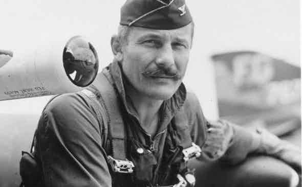 A Real Maverick: Robin Olds