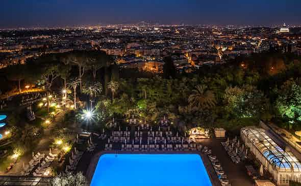 Rome With A View: Cavalieri Hotel