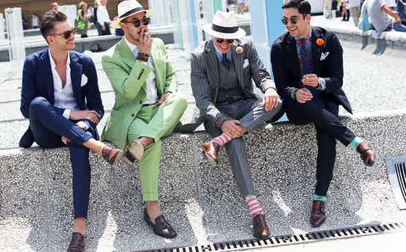 Contrarian: The Posturing Pitti Report