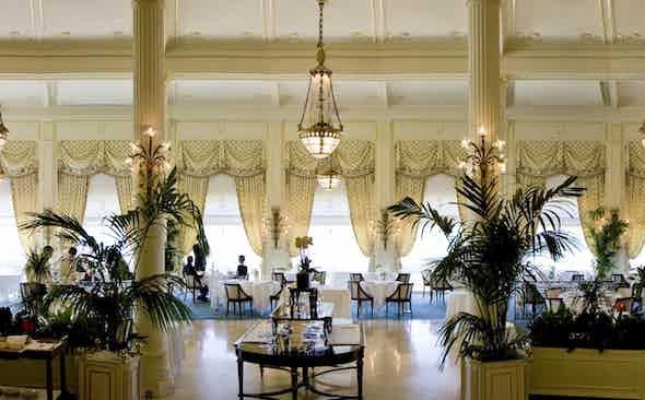 Puttin' On The Biarritz: Hotel Du Palais