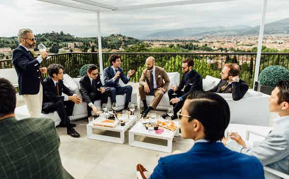 The Young Tailors Symposium at Pitti: A Retrospective