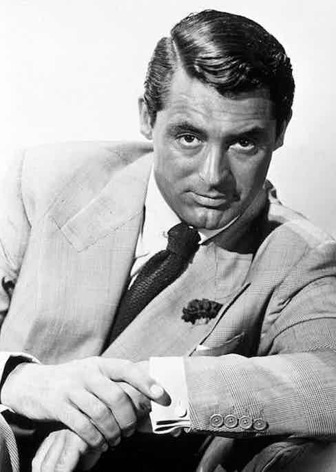 Cary Grant in Philadelphia Story, 1940