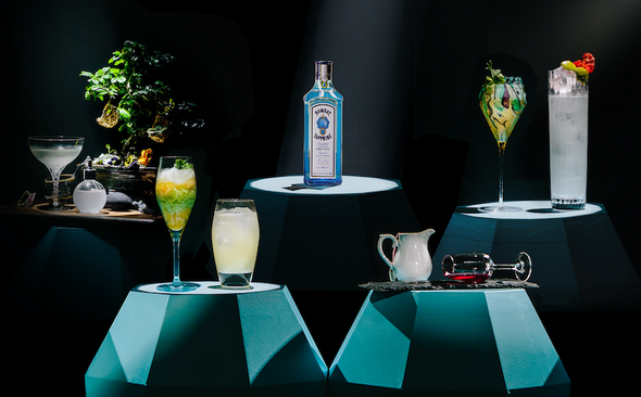 Bombay Sapphire: Artistry of The Ultimate Gin & Tonic