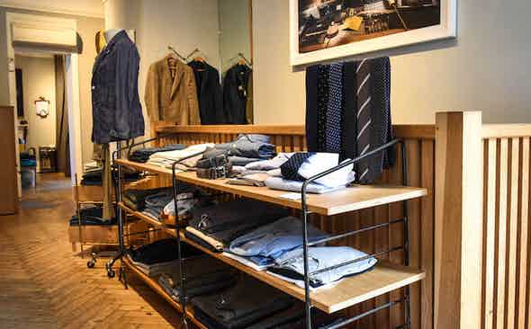 The Most Rakish Menswear Stores On The Planet: Trunk Clothiers