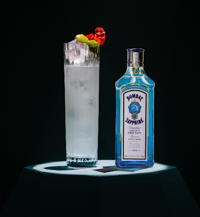 Gateway to Bombay by Dean Shurry from Chiltern Firehouse