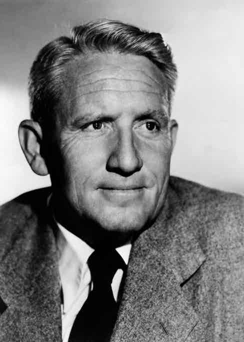 American actor Spencer Tracy acting in The Old Man and the Sea, 1958.
