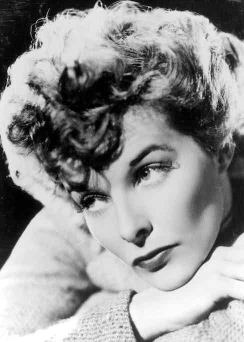 Katharine Hepburn, circa 1930. Photo by Getty Images.