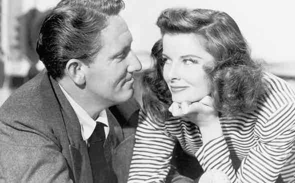 Double Act: Katharine Hepburn & Spencer Tracy