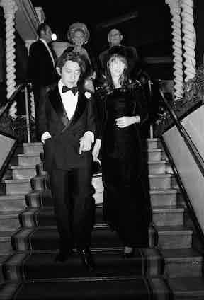 First In Lido Of The Revue 'bonjour La Nuit'. Paris, 1971. Photo by Jean-Claude Deutsch/Paris Match via Getty Images