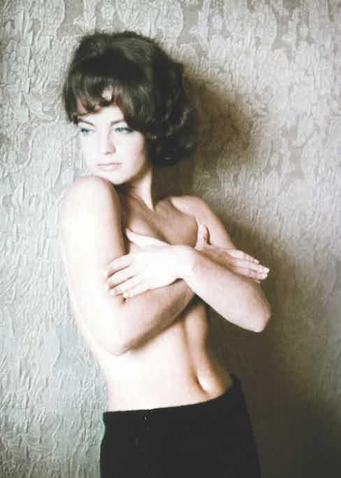 Schneider in the 1950s. Image © Sunset Boulevard/Corbis