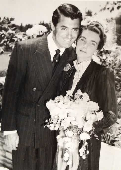 Cary Grant with Barbara Hutton
