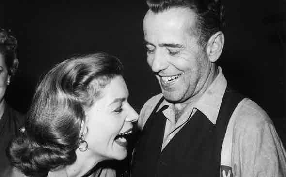 Together Again, Kid: Lauren Bacall & Humphrey Bogart