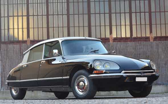 The Impractical Choice: Citroën DS