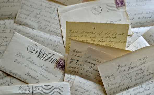 Destroy The Interwebs: The Lost Art of Love Letters