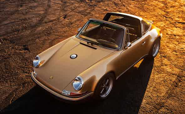 Note Perfect: Porsche 911 by Singer