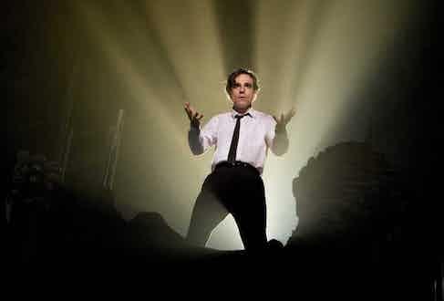 Daniel Day-Lewis in Rob Marshall's film Nine, 2009.