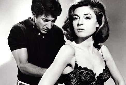 Anne Bancroft, The Graduate, 1967.