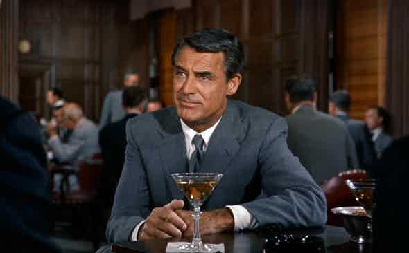 Golden Ageing: Cary Grant