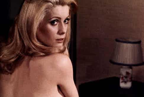 Cathering Deneuve in Belle de Jour, 1967.