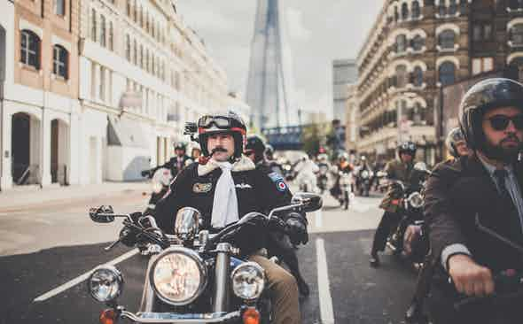 All Hail The Distinguished Gentleman's Ride 2016