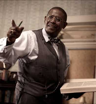 Forrest Whitaker in The Great Debaters, 2007.