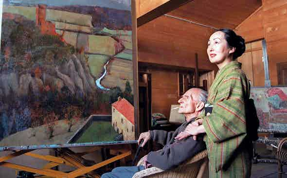 The Art of Happiness: Balthus & Setsuko Klossowska