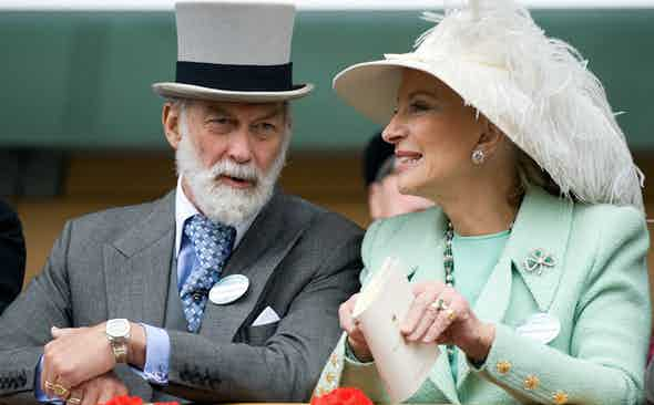 Golden Ageing: Prince Michael of Kent