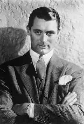 Cary Grant, 1933. Photo by John Engstead/John Kobal Foundation/Getty Images.