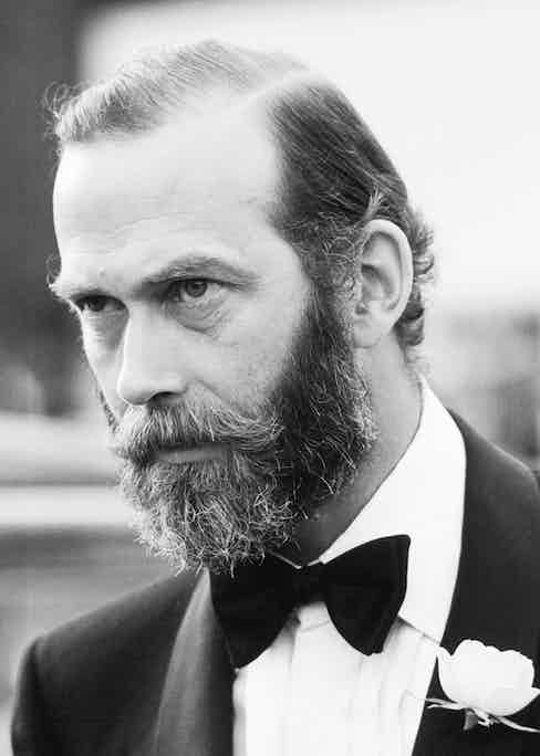 Prince Michael Of Kent Portrait. Photo by Tim Graham/Getty Images.