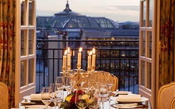 Institutional Luxury: Le Bristol Hotel Paris