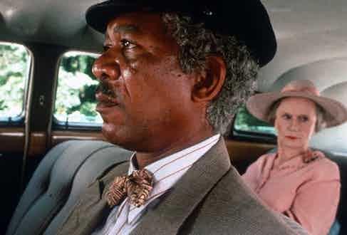 Driving Miss Daisy, 1989.