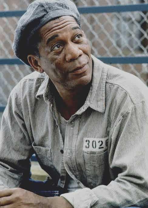 Shawshank Redemption, 1994.