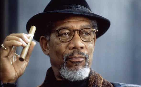 Still You See Me: Morgan Freeman