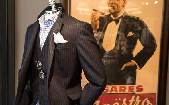 The Most Rakish Menswear Stores on the Planet: Samuel Parker Clothier