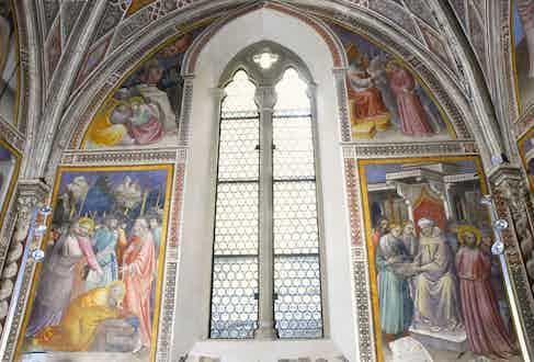 The church of Santa Maria Novella.