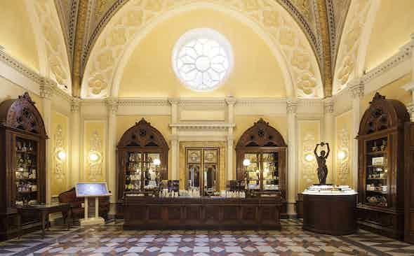 Santa Maria Novella: The Oldest Pharmacy In The World?