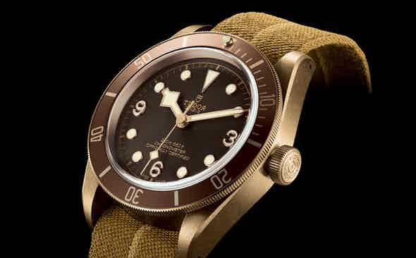 Face Time: The Best of Bronze Watches