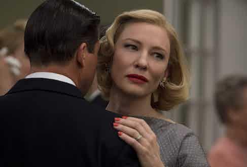 Cate Blanchett in Carol, 2015 (aged 46).