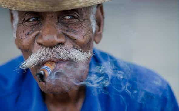 Holy Smokes: The Art of Ageing Cigars