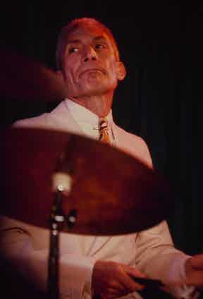 Charlie Watts. Photo by The LIFE Picture Collection/Getty Images.