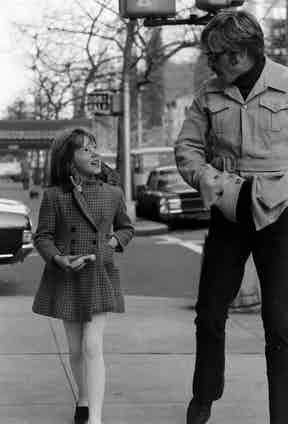 Robert Redford and daughter Shauna, 1969. Photograph courtesy of John Dominis Time Inc/Getty Images.