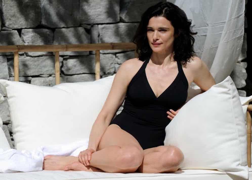 Rachel Weisz in Youth, 2015 (aged 45).