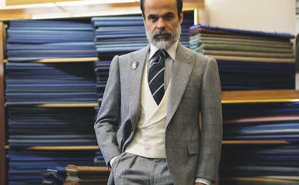 Cutting His Own Jib: Lorenzo Cifonelli