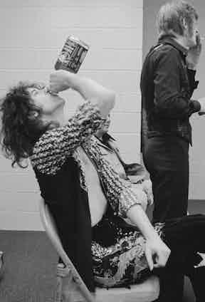 Jimmy Page. Photo by Neal Preston.