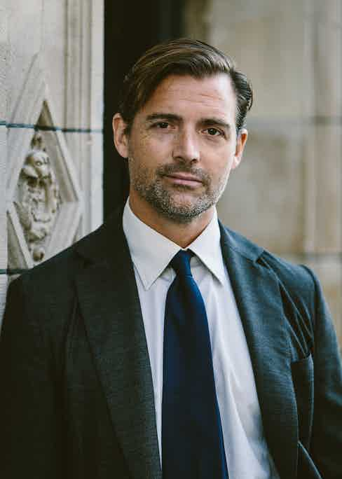 Patrick Grant, Creative Director & Owner of E. Tautz and Norton & Sons